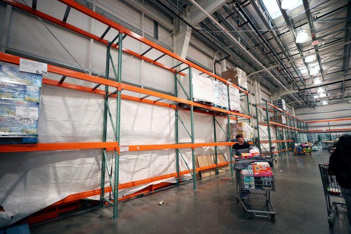 Räumungsverkauf: Was passiert, wenn die Lieferketten plötzlich reißen?