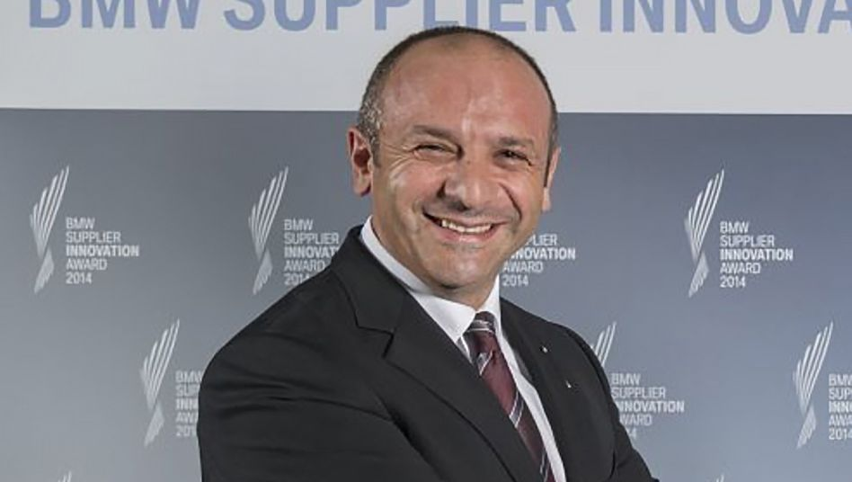 Murat Aksel: Seinen einstigen Topleister Aksel hat Herbert Diess nicht vergessen.