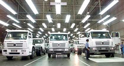VW-Fertigung in Brasilien: Volkswagen investiert Milliarden in Südamerika