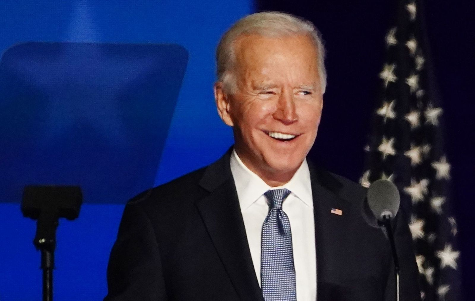 Joe Biden, Wilmington, USA - 03 Nov 2020