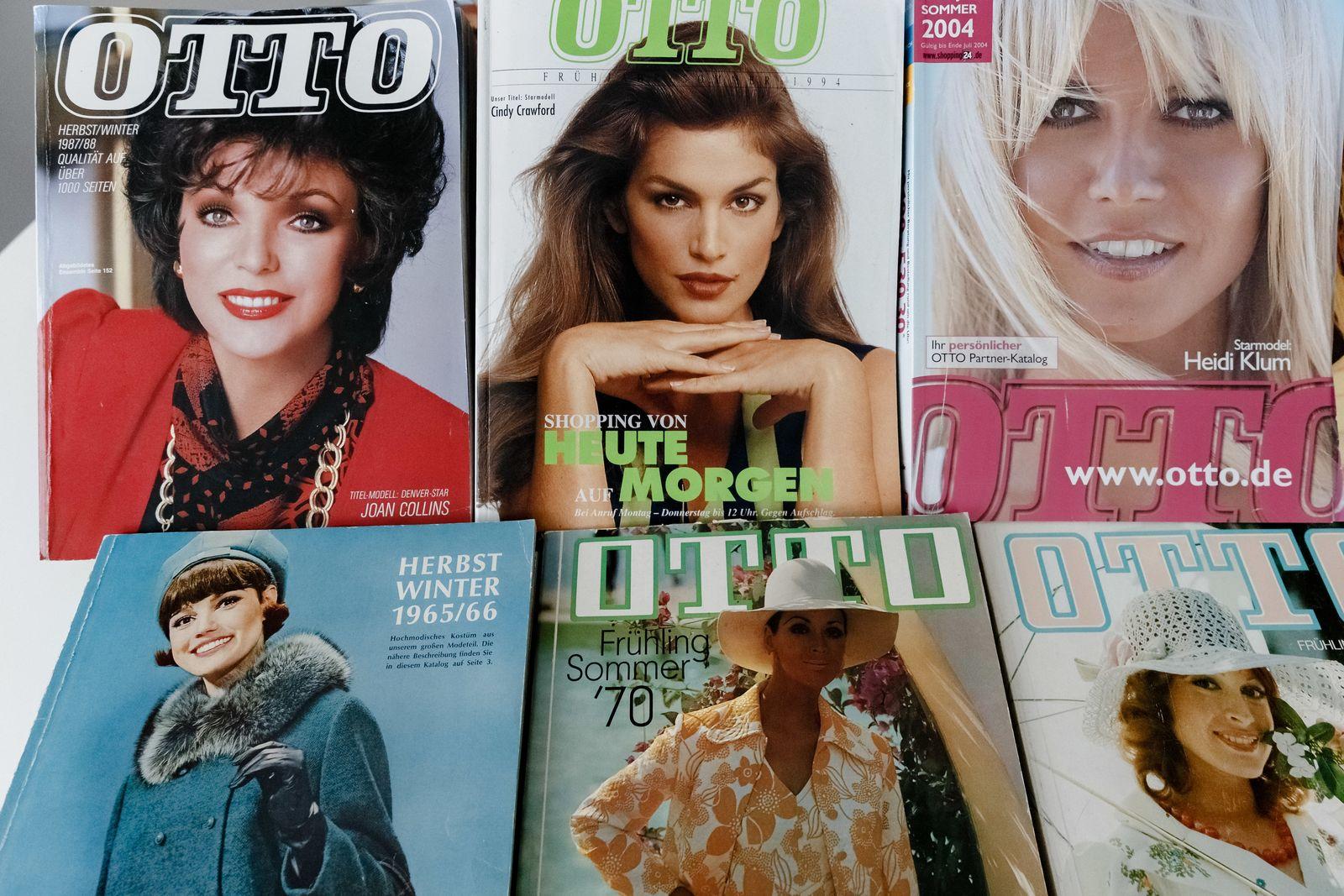 Ende einer Ära - das Internet ersetzt den Otto-Katalog