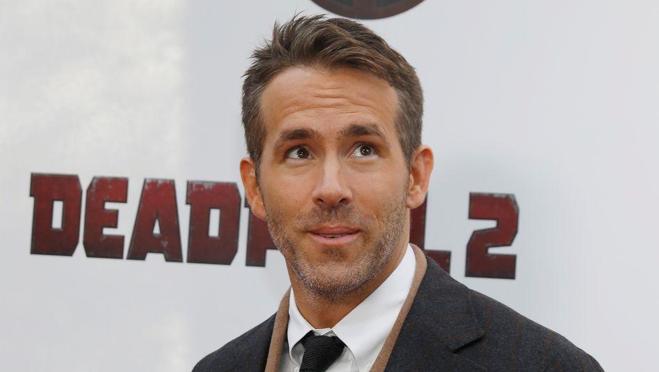Ryan Reynolds: Der Schauspieler erzielt durch den Verkauf seiner Gin-Marke an Diageo Millionen Dollar