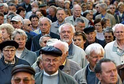 Ruhestand verschoben: Das Kabinett hat beschlossen, dass alle länger arbeiten müssen