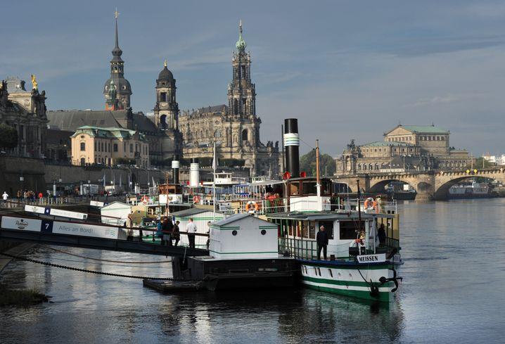 Dresden: Forschungsstandort mit Elbblick