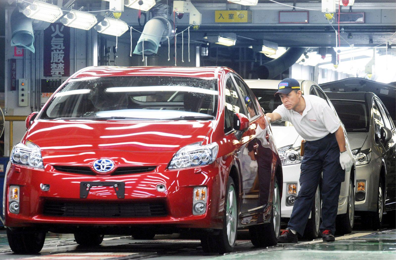 Produktion Toyota