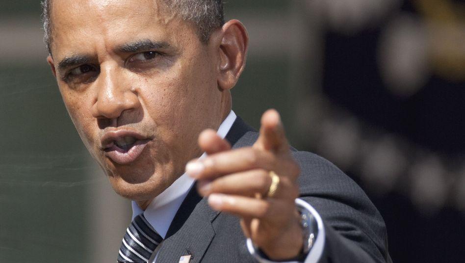 US-Präsident Barack Obama: Im Wahlkampf geht es um Jobs, Jobs, Jobs