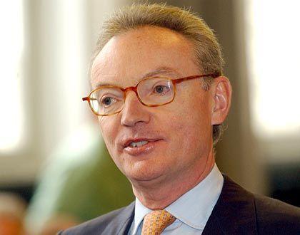 Gut verdrahtet: Der frühere Mannesmann-Chef Klaus Esser wechselte ins Private-Equity-Geschäft
