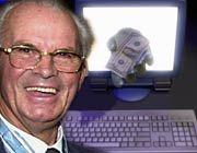 Keine Chance sein Geld zu Lebzeiten auf überschaubare Mengen zu bringen: Otto Beisheim kann es sich leisten in Internet-Unternehmen zu investieren.
