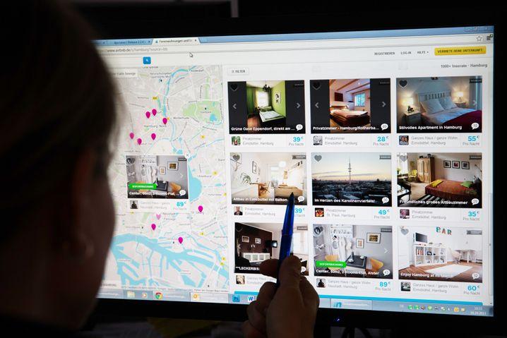 Airbnb wurde 2008 aus der Not gegründet, mittlerweile zählt es zu den wertvollsten Start-ups weltweit.