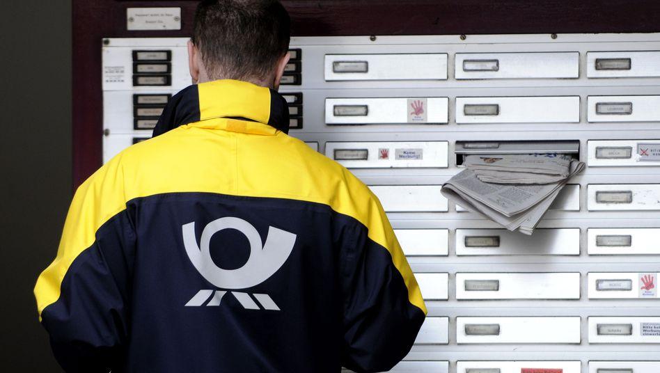 Deutsche Post: Nach vier Streiktagen haben sich Verdi und Post geeinigt