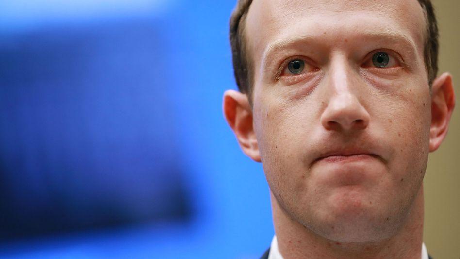 Facebook-Lenker Mark Zuckerberg hat für sein Unternehmen schon bessere Zeiten gesehen.