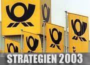 Post: Eine neue Anleihe hat dem Logistikkonzern 1,5 Milliarden Euro in die Kassen gespült