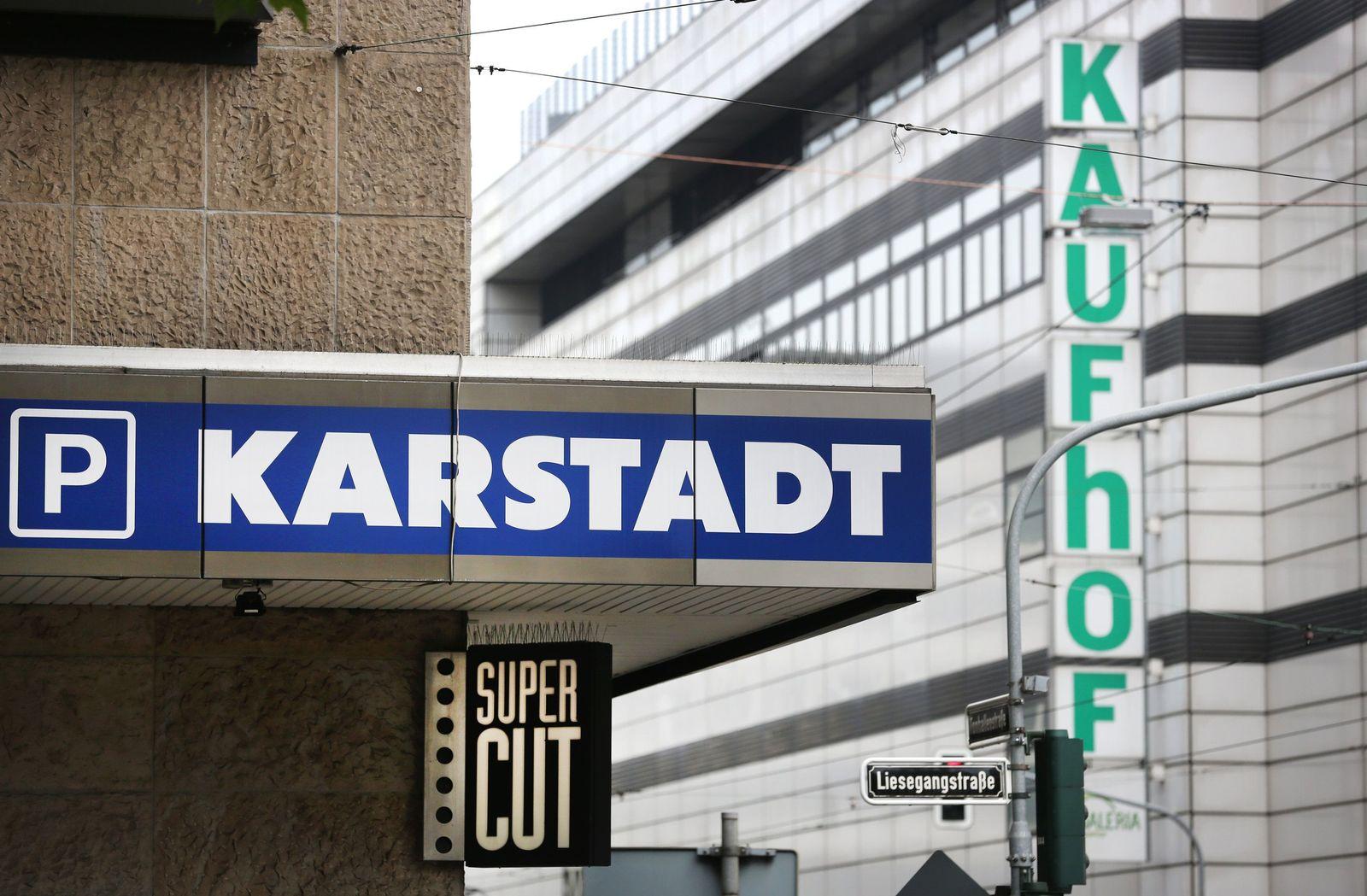 Karstadt/ Kaufhof