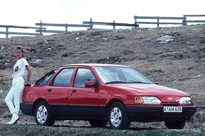 1986: Ford Sierra