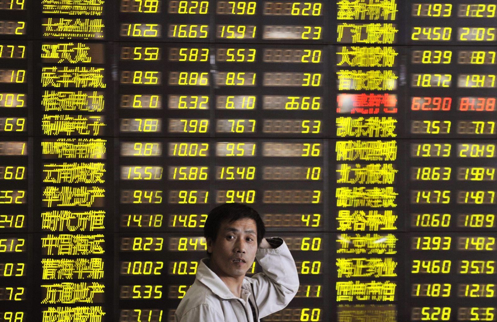 China Wirtschaft / Börse / Shenyang