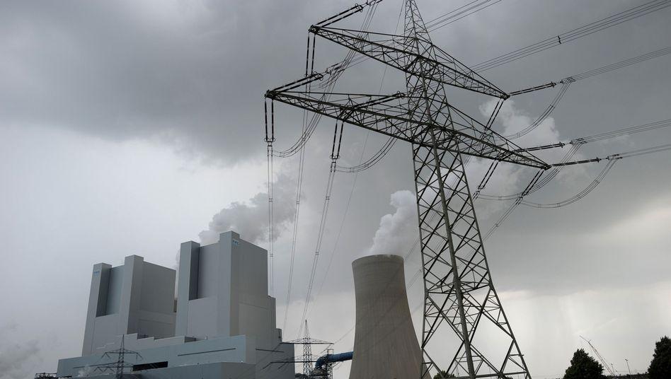 Kraftwerk Neurath: Die Kohlendioxid-Hauptstadt Europas, 30 Kilometer vor Köln