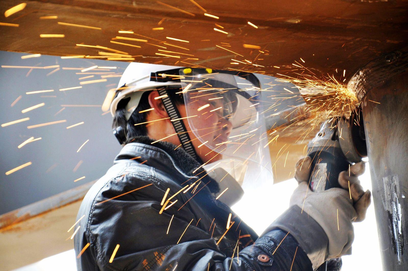 China Wirtschaft / Industrie / Konjunktur