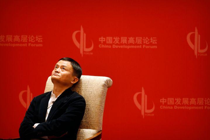 Zu groß für China? Jack Ma und Alibaba befinden sich im Visier Pekings