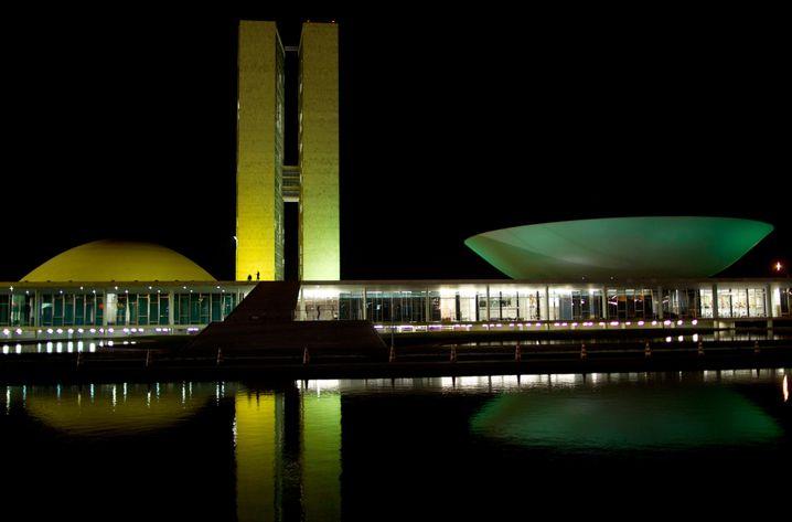 Weltkulturerbe: Brasilia ist die einzige im 20. Jahrhundert erbaute Stadt, die sich mit diesem Titel schmücken darf