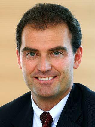 Peter Zieringer (37): Vorstandsvorsitzender der DaimlerChrysler Bank
