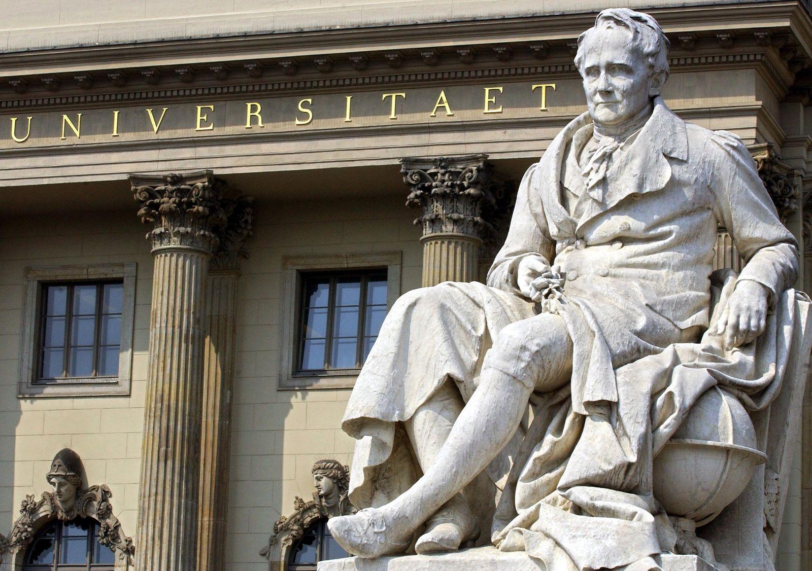 Elite Universität HU Berlin