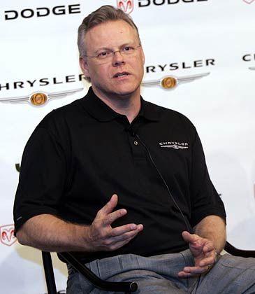 Chrysler-Chef LaSorda: Kosten müssen drastisch gesenkt werden
