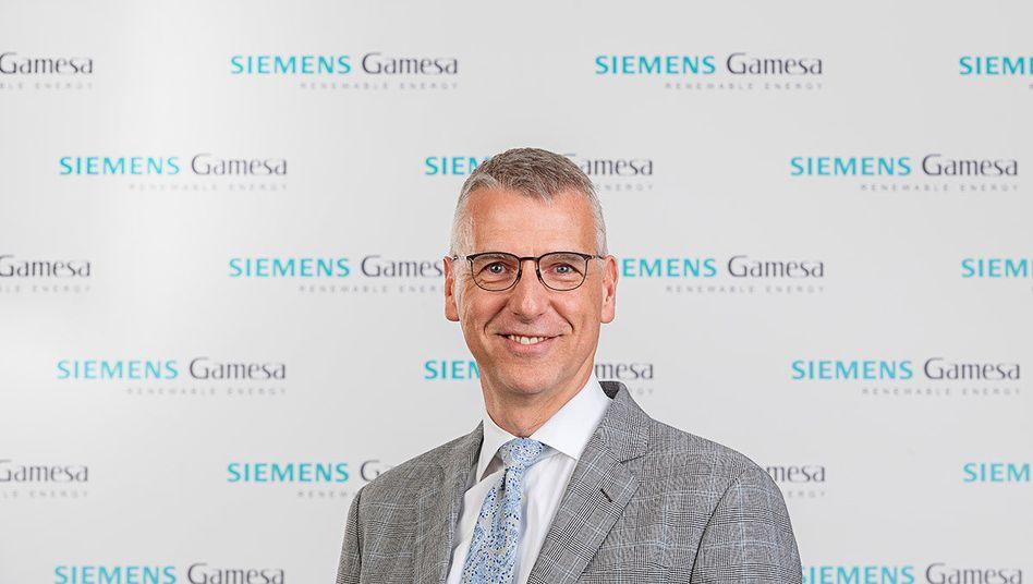 Andreas Nauen wird neuer Chef von Siemens Gamesa