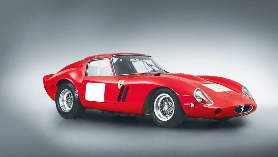Ferrari 250 GTO: Für Liebhaber unbezahlbar