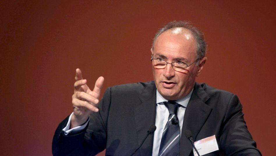 Federico Ghizzoni: Der Vorstandschef der Unicredit strahlte kaum nach außen - aber wirkte umso erfolgreicher nach innen