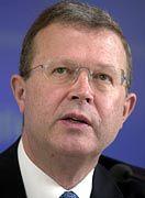 RAG-Chef Karl Starzacher: Übernimmt 2003 den Aufsichtsratsvorsitz bei Degussa