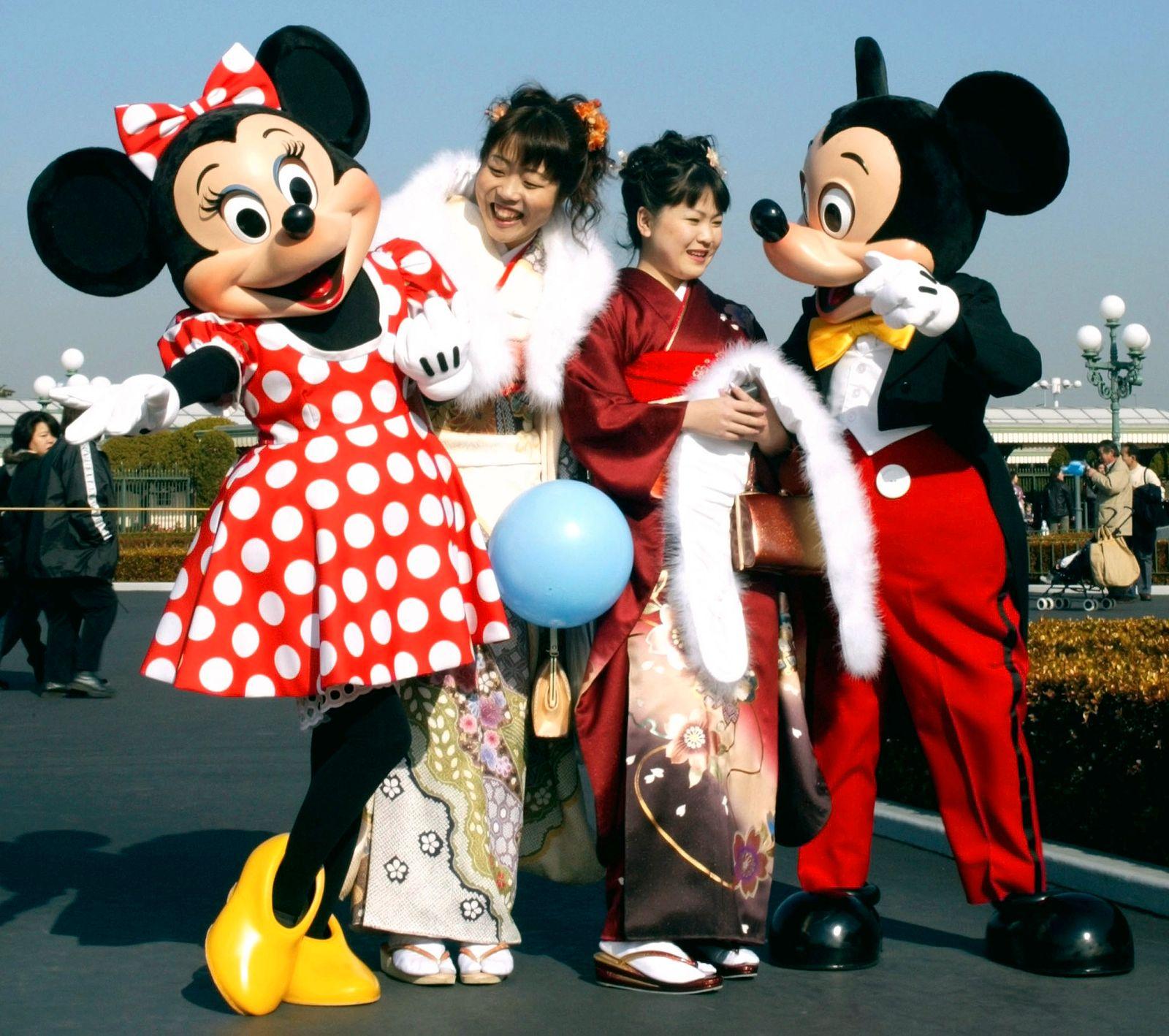 Disneyland Tokio / Japan