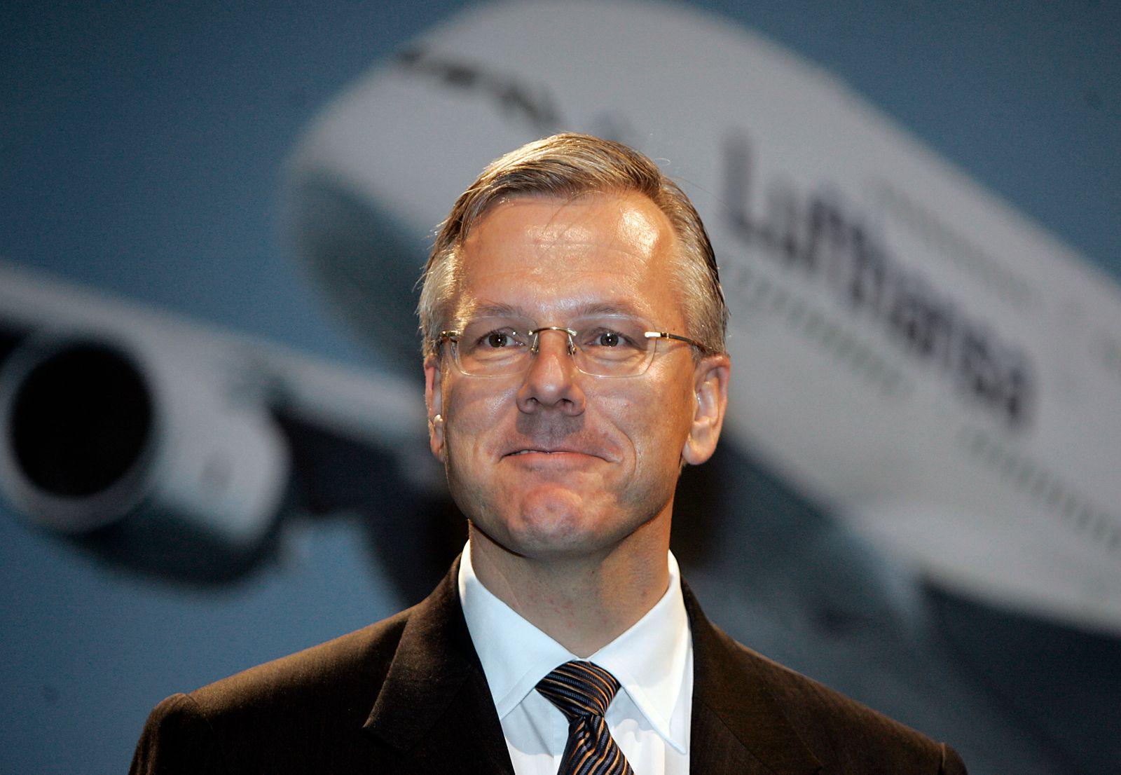 Germany Lufthansa CEO