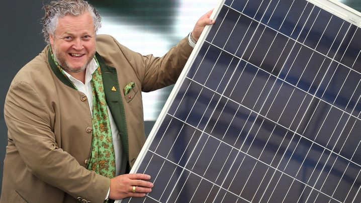 Solarworld: Aufstieg und Fall des Frank Asbeck