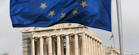 Hoffentlich nicht auf Sand gebaut : Auch Deutsche Lebensversicherer zählen zu den Gläubigern des griechischen Staates. Einzelne Unternehmen seien mit bis zu 2 Prozent ihres Anlagekapitals in griechischen Staatsanleihen investiert, sagen Experten