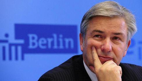 """Kalus Wowereit: """"Abstrus"""", wenn sich die Politik """"selbst handlungsunfähig macht"""""""
