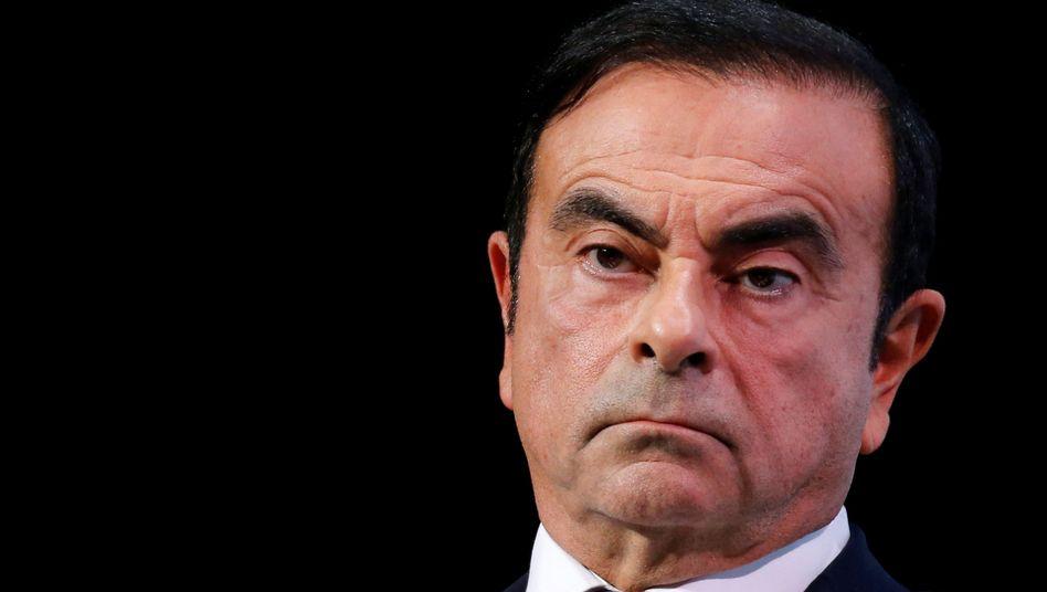 Carlos Ghosn: Der langjährige Chef von Nissan, Mitsubishi und Renault bleibt in Japan weiter in Untersuchungshaft