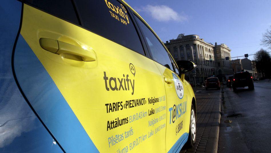 Taxify: Das Unternehmen wurde 2013 im estnischen Tallinn gegründet