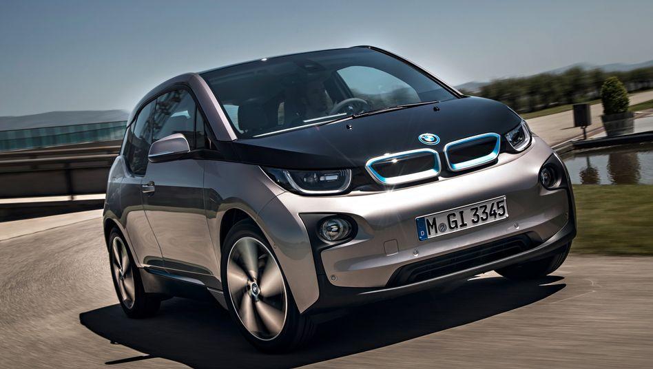 """""""Ein radikaler Ansatz"""": Bei BMW beginnt das Elektrozeitalter mit dem i3"""