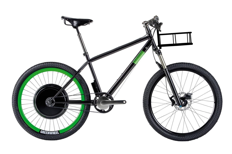 E-Bike / e-Jalopy / MTB Cycletech