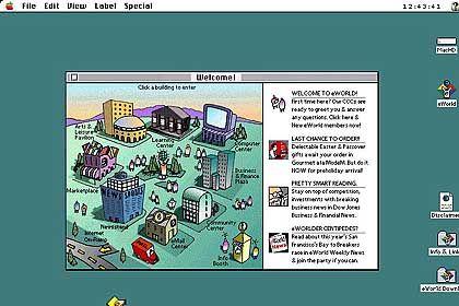 EWorld: Onlinedorf für Besserverdiener