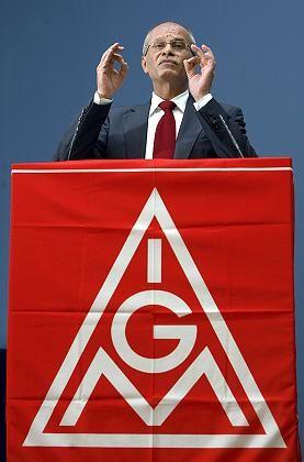 Im Siemens-Aufsichtsrat: Gewerkschafter Huber