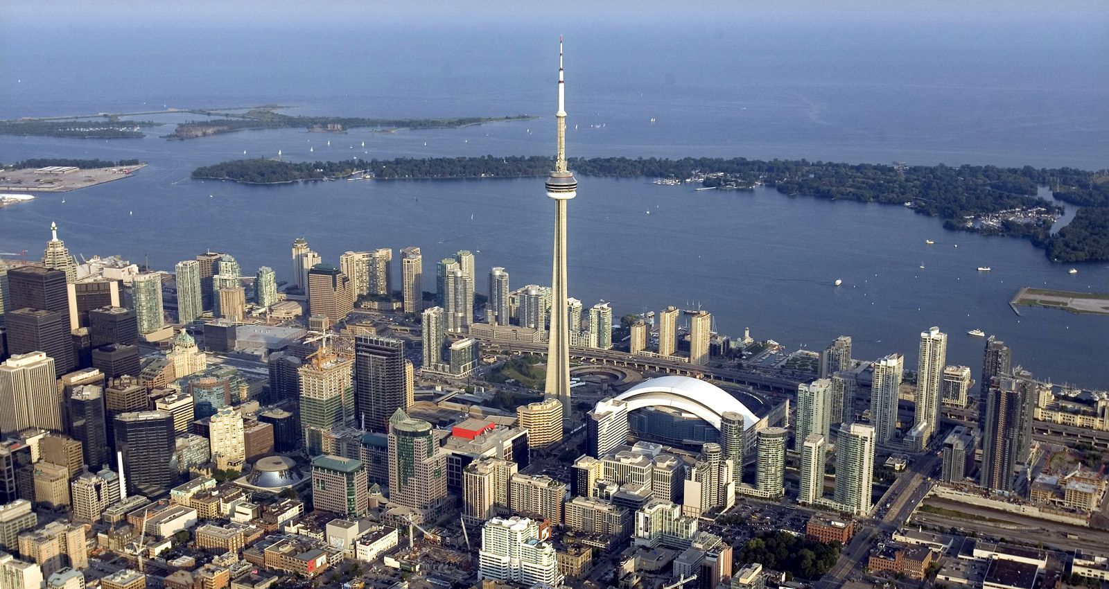 Kanada Toronto CN Tower Ranking