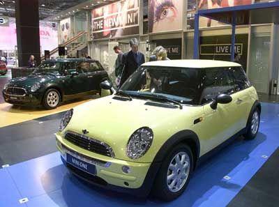Der Mini von BMW: Ein Brite wird für die Münchener zum Hoffnungsträger