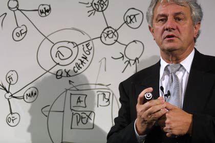 Fürchtet Konkurrenz im eigenen Haus: SAP-Mitgründer Plattner