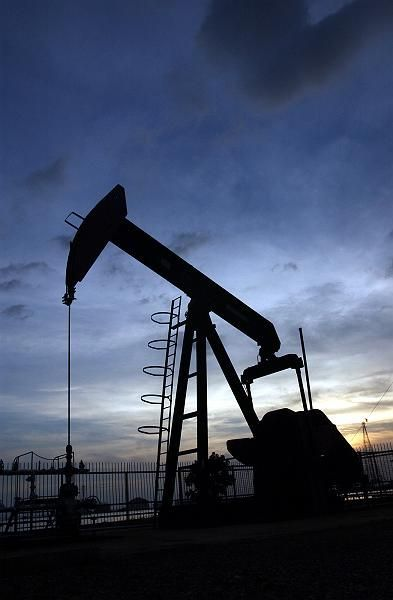 Ölförderung: Der Rohstoff wird relativ wenig nachgefragt