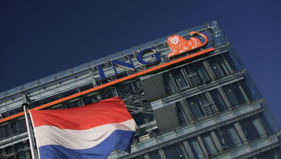 Muss Unternehmensteile verkaufen: Der niederländische Finanzkonzern ING könnte mit dem Verkauf des Asiengeschäfts sieben Milliarden Dollar erzielen