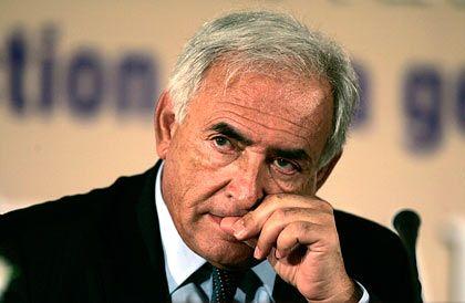 Nicht zu früh nachlassen: IWF-Chef Strauss-Kahn warnt vor einem vorzeitigen Ende der Konjunkturhilfen