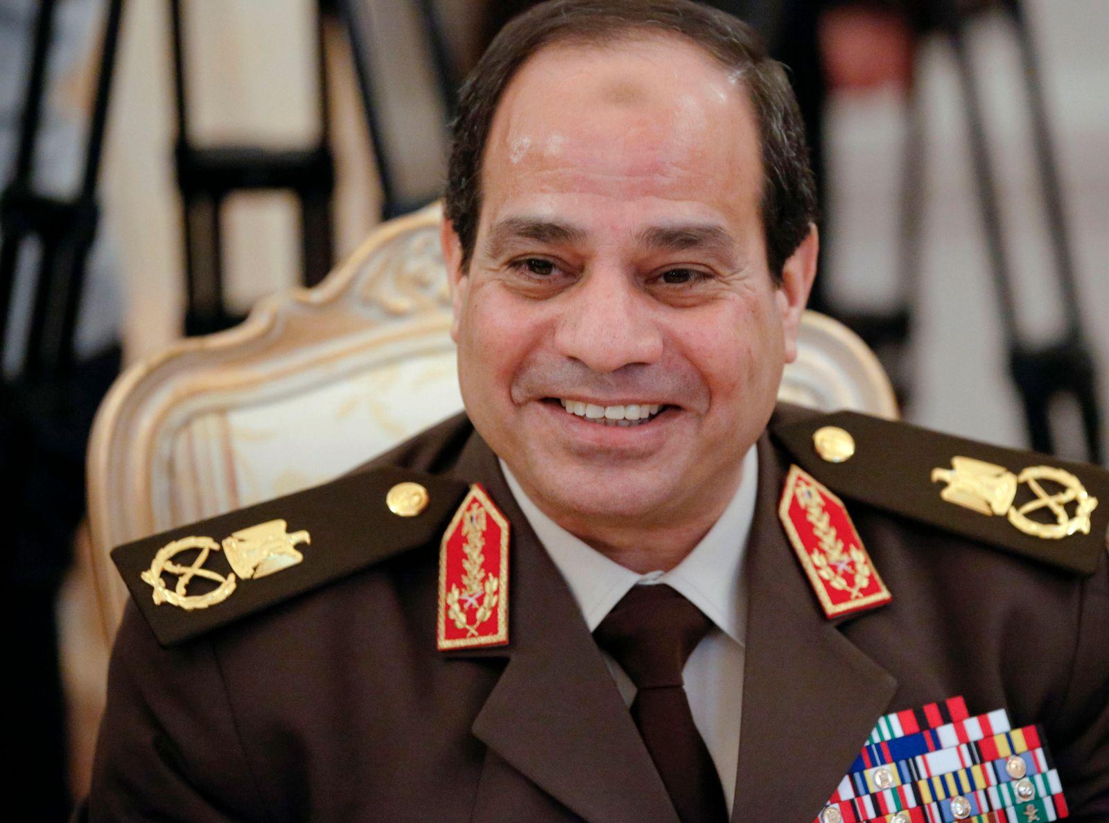 Ägypten Sisi