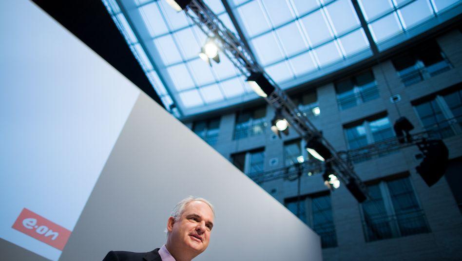 An der Energiewende gescheitert: Eon-Chef Johannes Teyssen