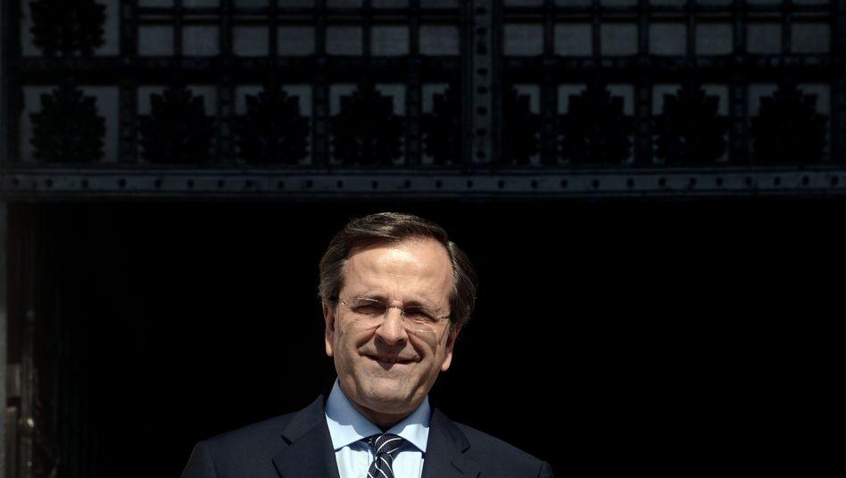 Schwierige Lage: Griechenlands Premierminister Antonis Samaras muss für Verständnis und Unterstützung werben
